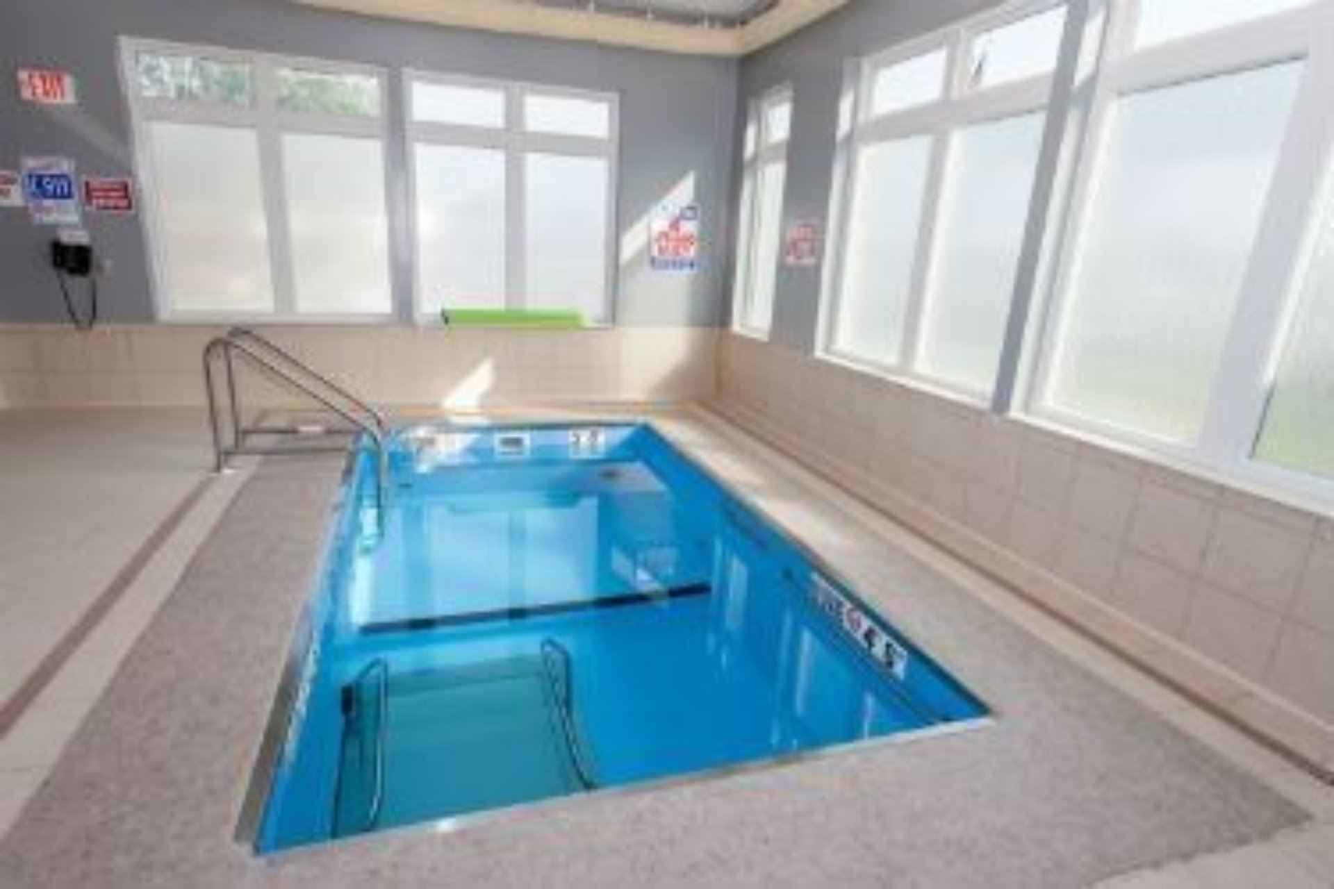 Health Center Therapy Pool