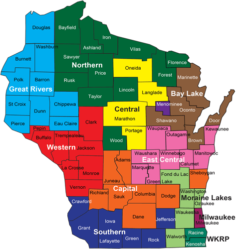 Economic Support St Croix County Wi